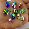 GB teardrop assorti 10x18mm
