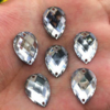 GB teardrop clear 13x18mm