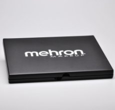 Mehron case empty
